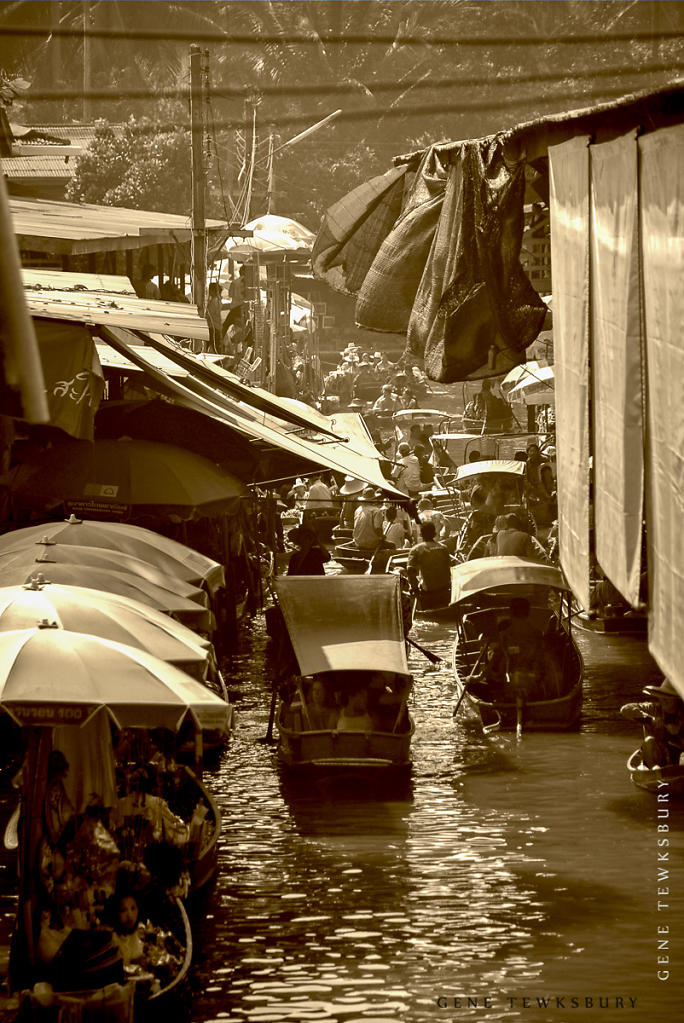 Canals of Thailand