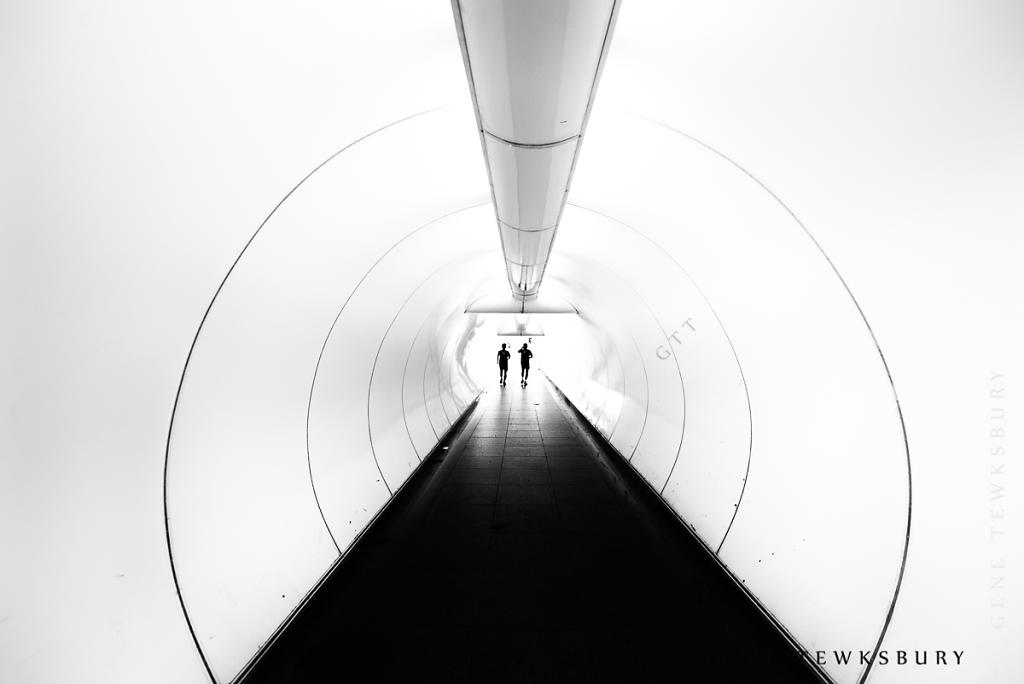 Walking Tunnel